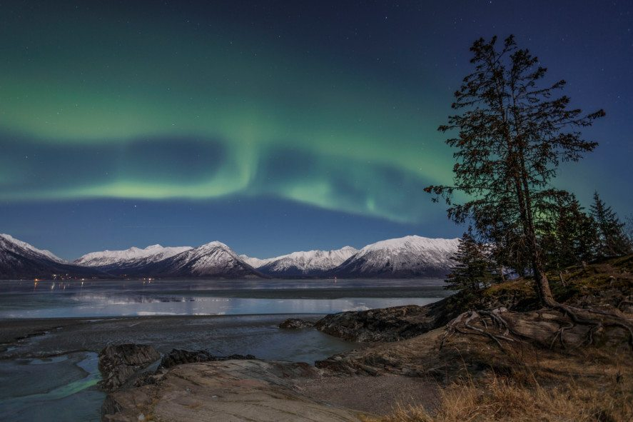 Northern Lights Alaska November