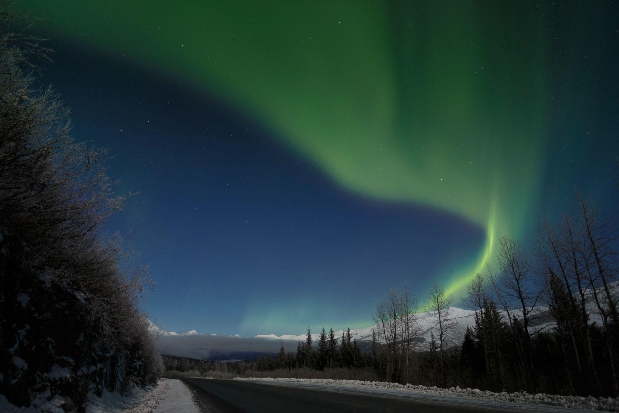 Best Northern Lights Viewing Alaska