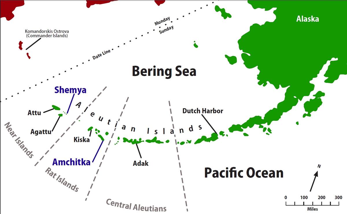 hight resolution of aleutian islands map aleutian islands map