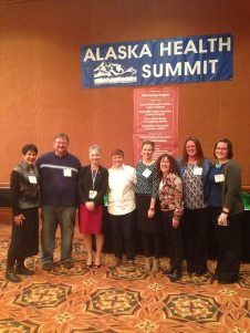 AWC at the Alaska Health Summit