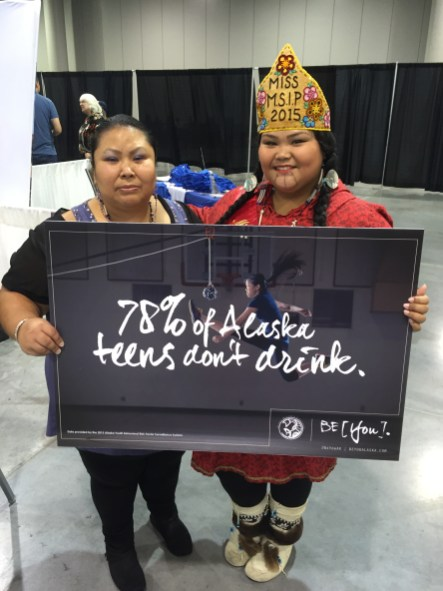 Be [You]. friends at AFN 2015!