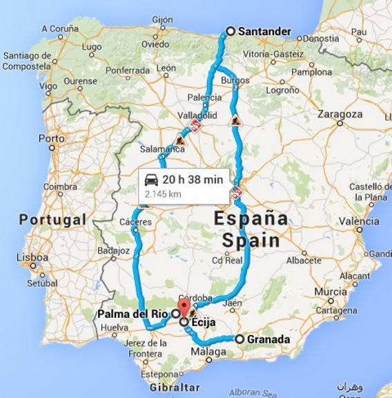 Mapa De Santander España.Santander Espana Mapa Mapa
