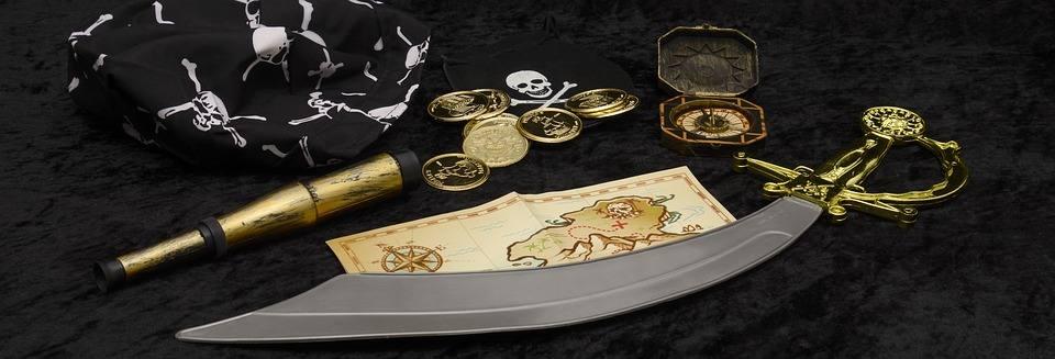 Los tesoros piratas más increíbles de la historia