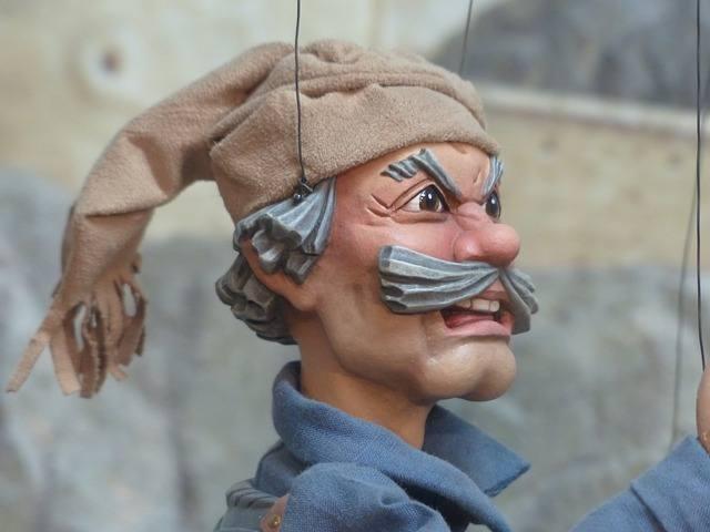 Un repaso a los tipos de títeres puppet