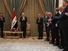 صورة العراق ببن التأليف والتصريف الحكومة في غياهب النزاعات الإقليمية