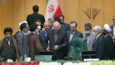 صورة الرئيس الجديد للبرلمان الإيراني شخصية عابرة للأجنحة السياسية