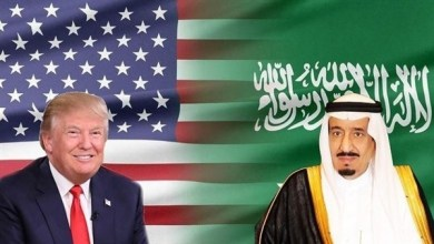 صورة السعودية المحاصرة ببركان التطبيع
