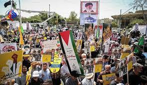 صورة تجليات التعبئة والوحدة الإسلامية في يوم القدس العالمي