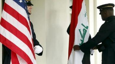 صورة على هامش المفاوضات مع أمريكا القفاز الناعم للقبضة الخشنة