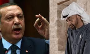 """صورة تصعيد ناري مثير للسخرية.. اردوغان يهدد الإمارات بعد اعلانها التطبيع مع """"اسرائيل"""" وهذا ما سيفعله."""