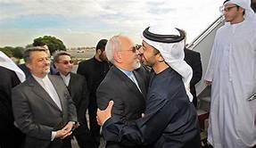 صورة صحيفة إيطالية : الإمارات تستنجد بإيران