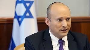 صورة وزير الحرب الإسرائيلي ينبح على بوابات غزة