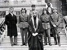 صورة وهم السلام مع الصهاينة
