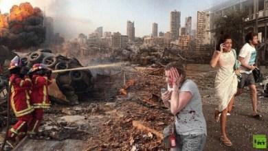 صورة على شواطئ بيروت تُرسَم موازين الحرب والسلام…!