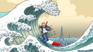 صورة فرنسا اللبنانية.. بصافرة سعودية ولغة أميركية!