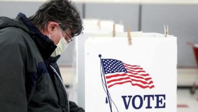صورة الإنتخابات الأمريكية وإنهيار أمريكا