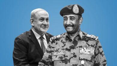 صورة دولة الاحتلال تحقق اختراق جديد في جدار الأمة العربية من خلال التطبيع مع السودان