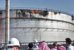 صورة ابن سلمان فقد السيطرة.. انفجار بميناء حيوي في السعودية يخلف أضرارا بالغة ورويترز تكشف التفاصيل