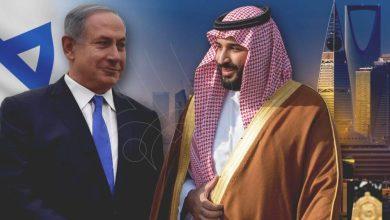 صورة اللقاء السرّي بين نتنياهو ومحمد بن سلمان بين الإخفاء والعلن؟؟
