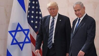 صورة ترامب استمات في خدمة اليهود… والمقابل حرمانه من الرئاسة!