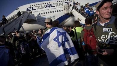 """صورة توتير الأجواء العالمية لتهجير اليهود إلى """"إسرائيل"""""""