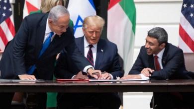 """صورة """"إسرائيل"""" الجسر العربي  إلى واشنطن….يا لغبائنا!!!"""