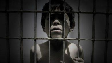 صورة حقوق الأطفال.. خلف القضبان