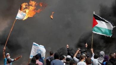 صورة استطلاع الرأي بين الفلسطينيين والإسرائيليين