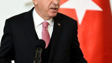 صورة عندما يهين اردوغان العراق ورئاسة الوزارء