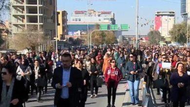 صورة تظاهرات السليمانية