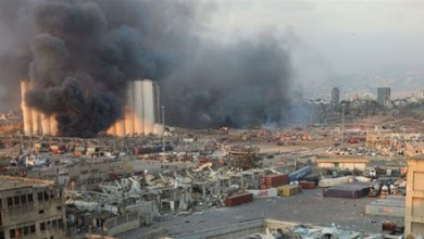 صورة من الذي يدمر لبنان ولماذا؟