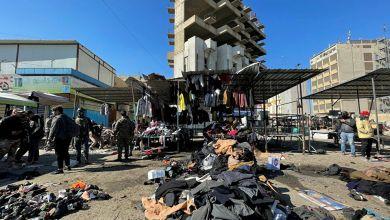 صورة تنديد عربي ودولي واسع بالهجوم الارهابي الذي استهدف وسط بغداد