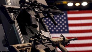 صورة ثقافة حيازة السلاح واستخدامه تهدد الداخل الامريكي