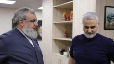 صورة نصرالله في حوار العام: الوفاء لسليمانيّ وإنصاف الأسد
