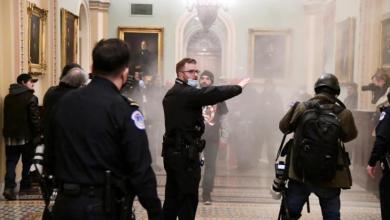 صورة واشنطن تحت وطأة الانقلاب الفاشل وامريكا تتآكل من الداخل..!