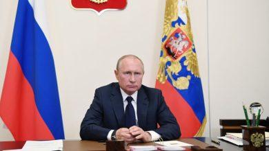 صورة بايدن يؤيّد الإطاحة بفلاديمير بوتين وسنوات عجاف بين الطرفين بانتظار العالم