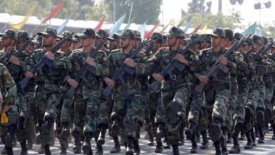 صورة القوات المسلحة الايرانية: سنسوي تل ابيب وحيفا بالارض لو ارتكب الصهاينة ادنى خطأ