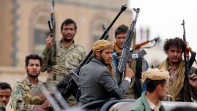صورة ابناء الشعب اليمني يخوضون شرف المواجهة مع فراعنة العصر نيابة عن الامة