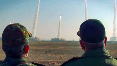 صورة مناورات بالصواريخ الباليستية: إيران ترسم خطوطها الحمر
