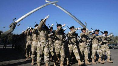 صورة المحتفين بعيد الجيش العراقي ودوافعهم