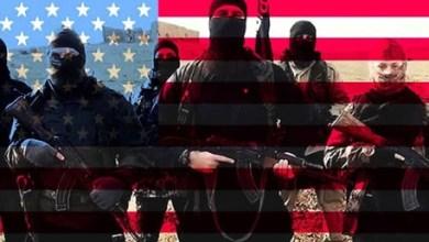 """صورة محلل استراتيجي لـ """"الوقت"""" داعش هو الجيش الأمريكي السري في العراق وسوريا"""