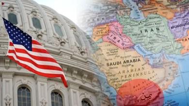 صورة أمريكا وتبادل الأدوار لتدمير الشرق الاوسط
