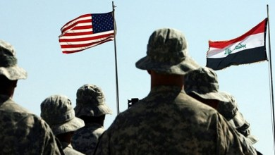 صورة كيف تعاملت الحكومة العراقية مع استهداف مقر اللواء (46) من قبل الاميركان ؟