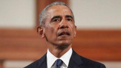 صورة من حَرَضَ أوباما على إسقاط القذافي؟!