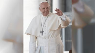 """صورة """"نظرة لزيارة البابا"""""""