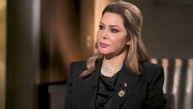 """صورة أزعجت ما تسمى بـ""""قناة العربية"""" السعودية العراقيين كثيرا باجرائها مقابلة مع رغد ابنة الديكتاتور العراقي المقبور """"صدام"""""""