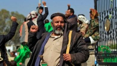 صورة قوات صنعاء ماضية نحو مأرب: سقوط دفاعات الأحياء الغربية