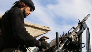 """صورة """"لعبة"""" الصواريخ وخروقات داعش وقوات الناتو!"""