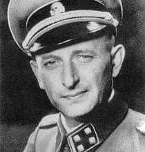 صورة ماذا قال ادولف ايخمان عن اليهود قبل اعدامه ؟