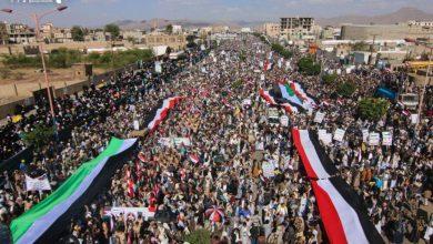 """صورة نطالب بانزال """"نورماندي"""" ايراني في القدس وصنعاء لتحرير فلسطين واليمن…!"""